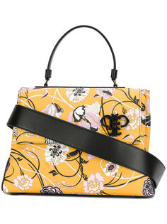 сумка с цветочным принтом Emilio Pucci
