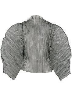 oversized sleeve top Marquesalmeida