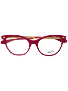 очки в оправе кошачий глаз Ray-Ban
