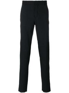 straight leg trousers Ann Demeulemeester Grise