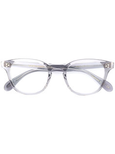 Kauffman round frame glasses Oliver Peoples