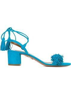босоножки Wild Thing  Aquazzura