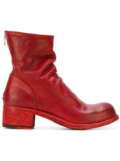 ботинки на низком каблуке Officine Creative