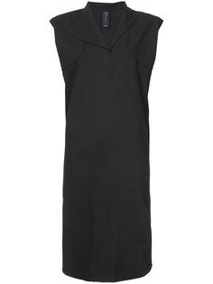 платье шифт Zero + Maria Cornejo