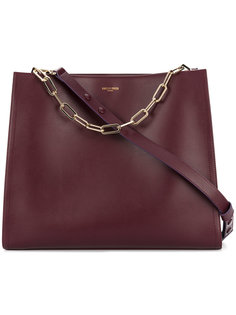 сумка на плечо на крупной цепочке Emilio Pucci