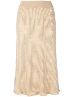 плиссированная юбка Courrèges