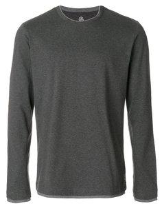 футболка с длинными рукавами Eleventy