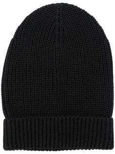 шапка-бини в рубчик Dolce & Gabbana