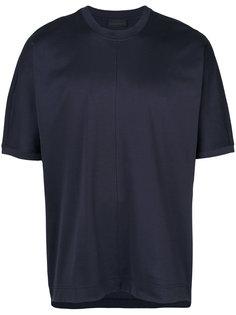 футболка с панельным дизайном Diesel Black Gold
