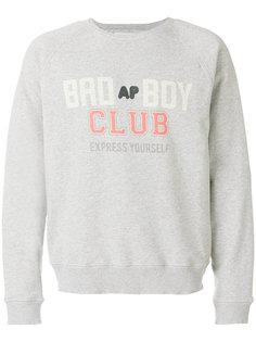свитер Badboy Vintage Andrea Pompilio