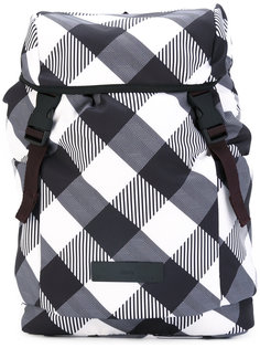 клетчатый рюкзак Adidas By Stella Mccartney