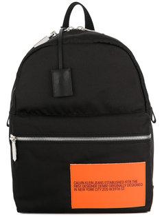 рюкзак с нашивкой Calvin Klein