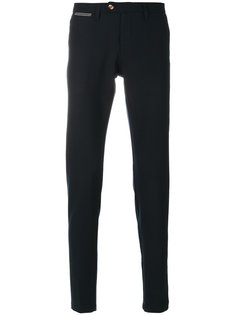 классические приталенные брюки Eleventy