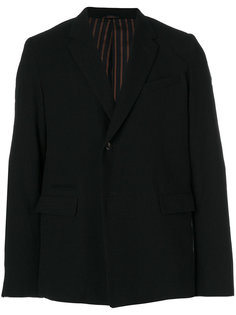 однобортный пиджак Maison Mihara Yasuhiro