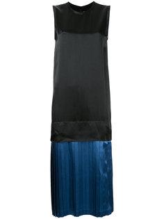 платье колор блок  Toga Pulla