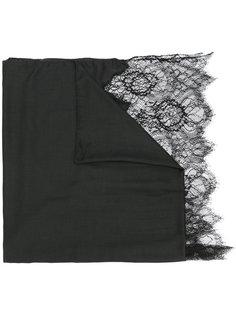 шарф с кружевными панелями Valentino Garavani Valentino
