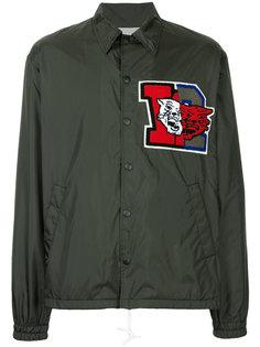 varsity shirt jacket  Facetasm