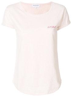 футболка Amout Maison Labiche