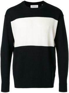 свитер с панельным дизайном Tomorrowland