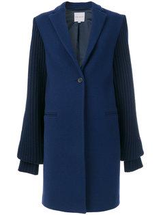 объемное пальто Mira Mikati
