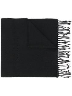 шарф с кисточками Givenchy
