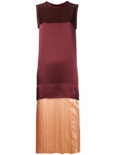 contrast colour dress Toga Pulla
