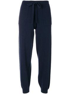 укороченные спортивные брюки  Allude