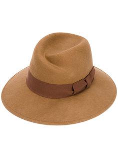 шляпа-федора Woolrich