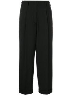 строгие прямые брюки  Odeeh