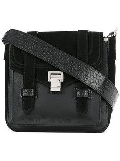 сумка на плечо с откидным клапаном Proenza Schouler