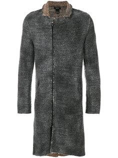 куртка с меланжевым эффектом Avant Toi