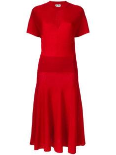 трикотажное платье  Lanvin