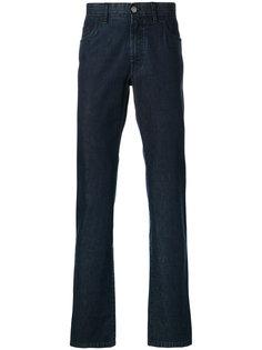 расклешенные джинсы Brioni