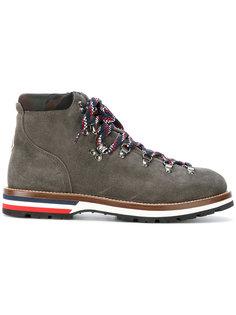 ботинки на шнуровке Moncler