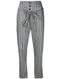 укороченные брюки  Lost & Found Ria Dunn