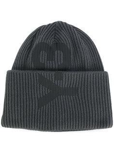 шапка с принтом логотипа Y-3