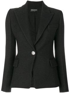 пиджак на одну пуговицу Balmain