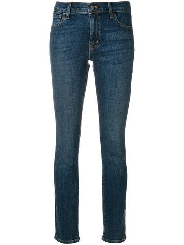 джинсы кроя слим J Brand
