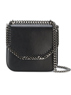 средняя квадратная сумка через плечо Falabella Stella McCartney