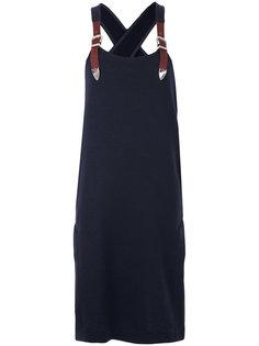 платье с пряжками Toga Pulla