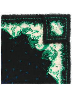 шарф с принтом пейсли Haider Ackermann