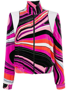 куртка на молнии  Emilio Pucci