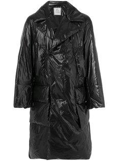 стеганое пальто Maison Mihara Yasuhiro