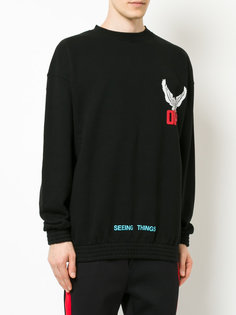Seeing Things sweatshirt Off-White