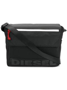 сумка на плечо с откидным верхом Diesel