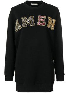 толстовка с логотипом  Amen Amen.