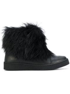 Priya boots Pedro Garcia