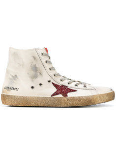 хайтопы Francy Golden Goose Deluxe Brand