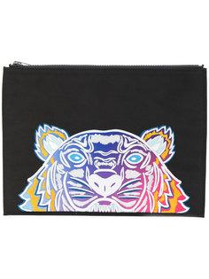 клатч Rainbow Tiger Kenzo