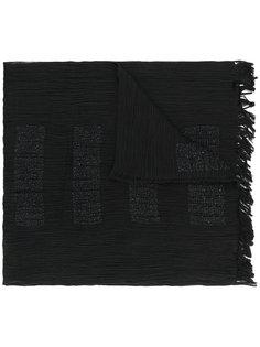 плиссированный шарф Issey Miyake Men